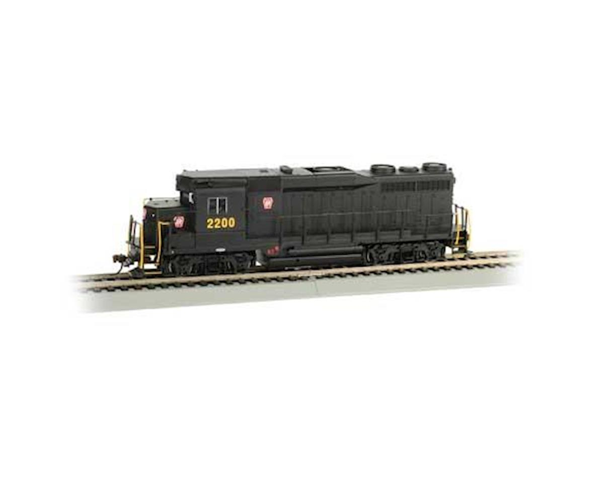 Bachmann HO GP30 w/DCC & Sound Value, PRR #2200