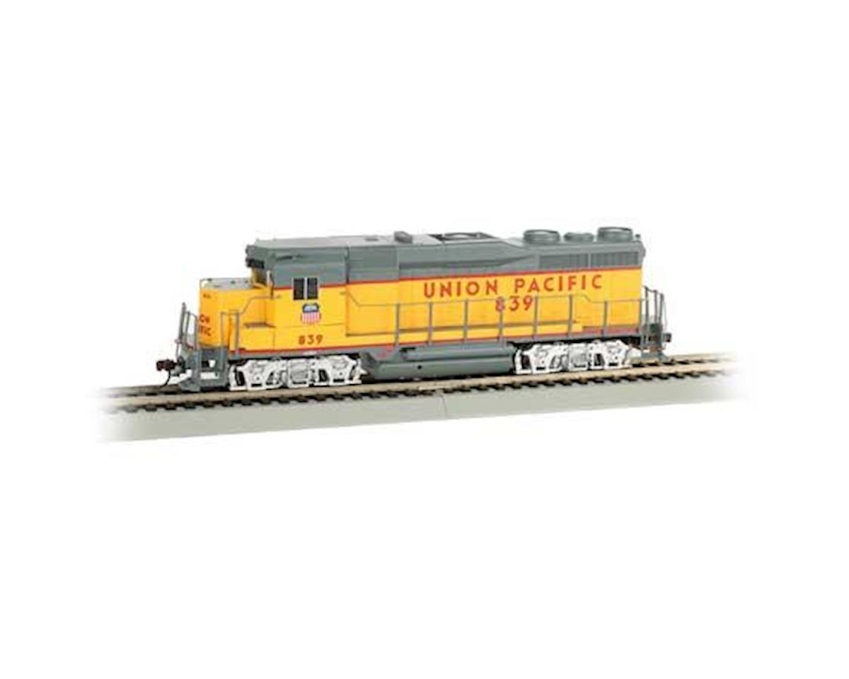 Bachmann HO GP30 w/DCC & Sound Value, UP #839