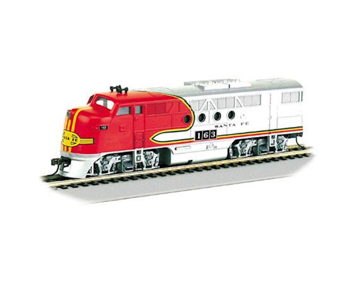 Bachmann HO FT w/E-Z App, SF/War Bonnet #163