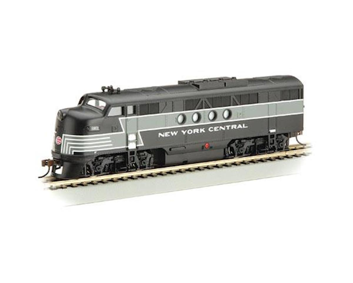 Bachmann HO FT w/E-Z App, NYC/Lightning Stripe #1600