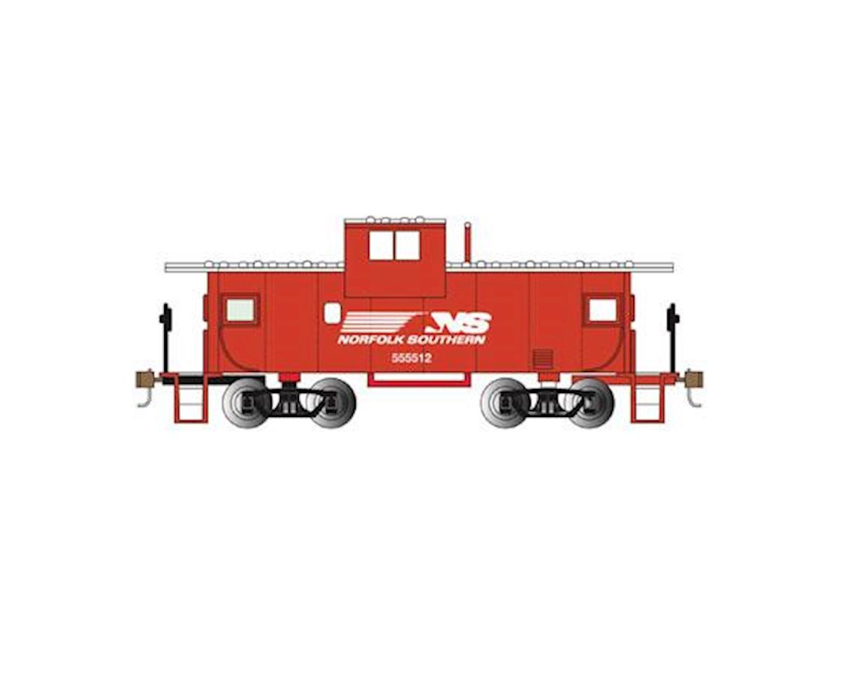N 36' Wide Vision Caboose, NS by Bachmann