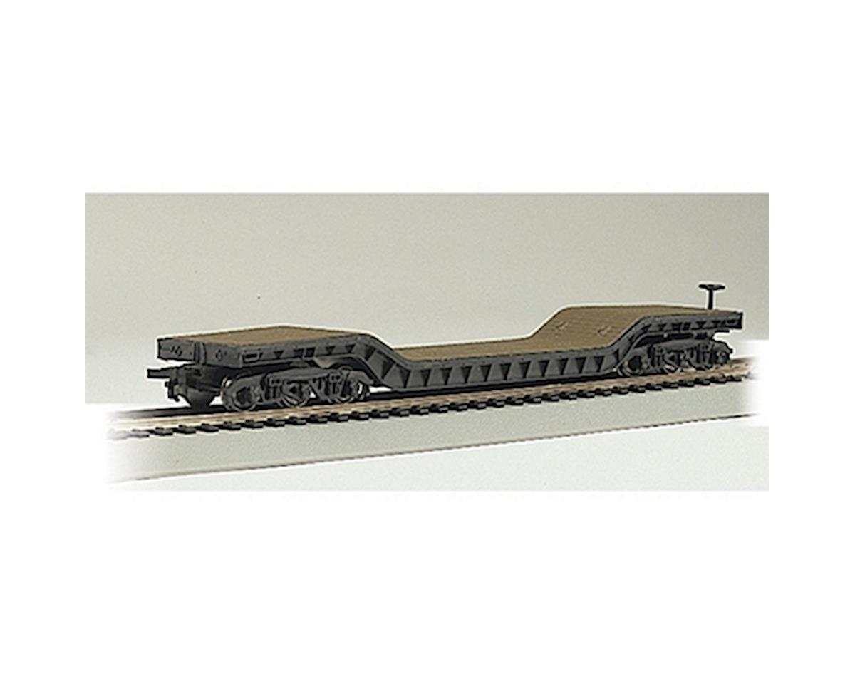 Bachmann N RTR SS 52' Depressed Center Flat