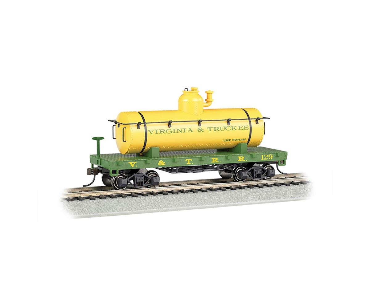 Bachmann HO Old Time Tank, V&T