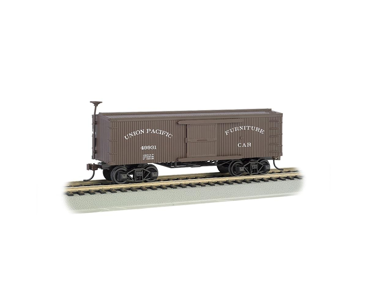 Bachmann HO Old Time Box, UP/Furniture Car