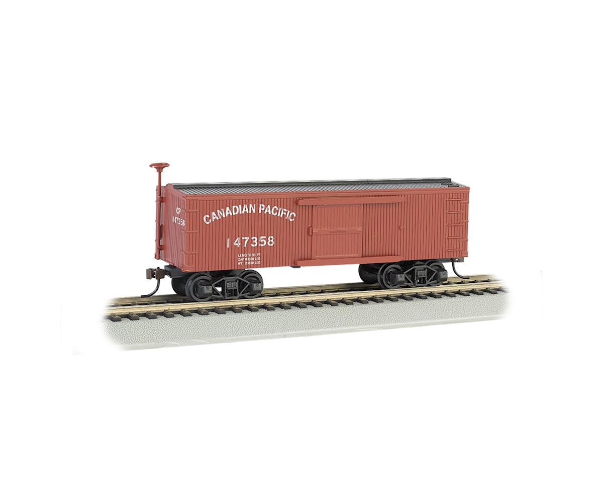 Bachmann HO Old Time Box, CPR