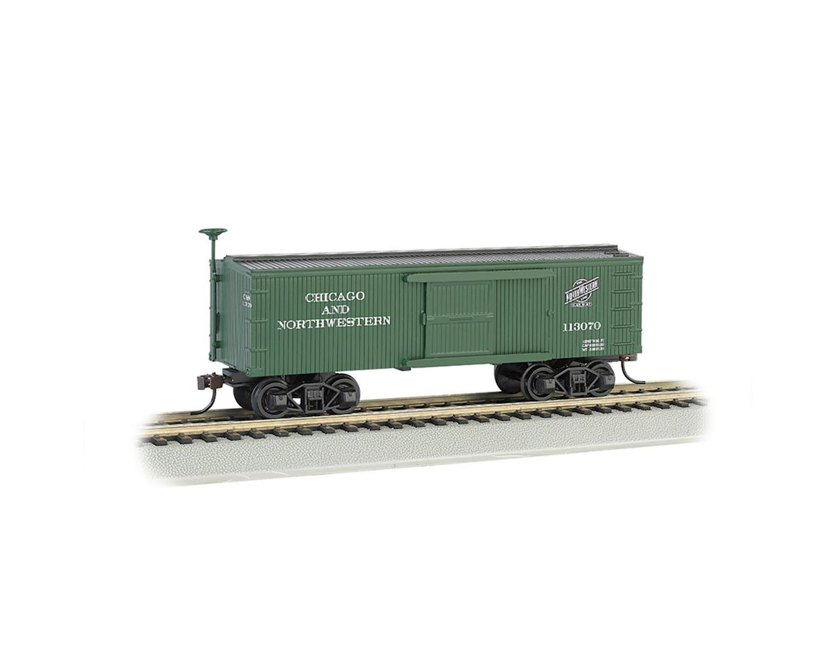 Bachmann HO Old Time Box, C&NW