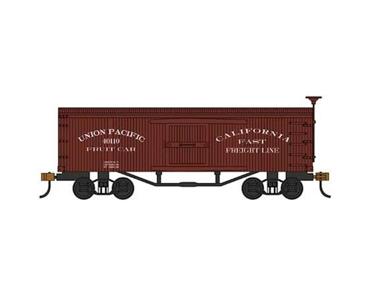 Bachmann HO Old Time Box, UP Fruit Car