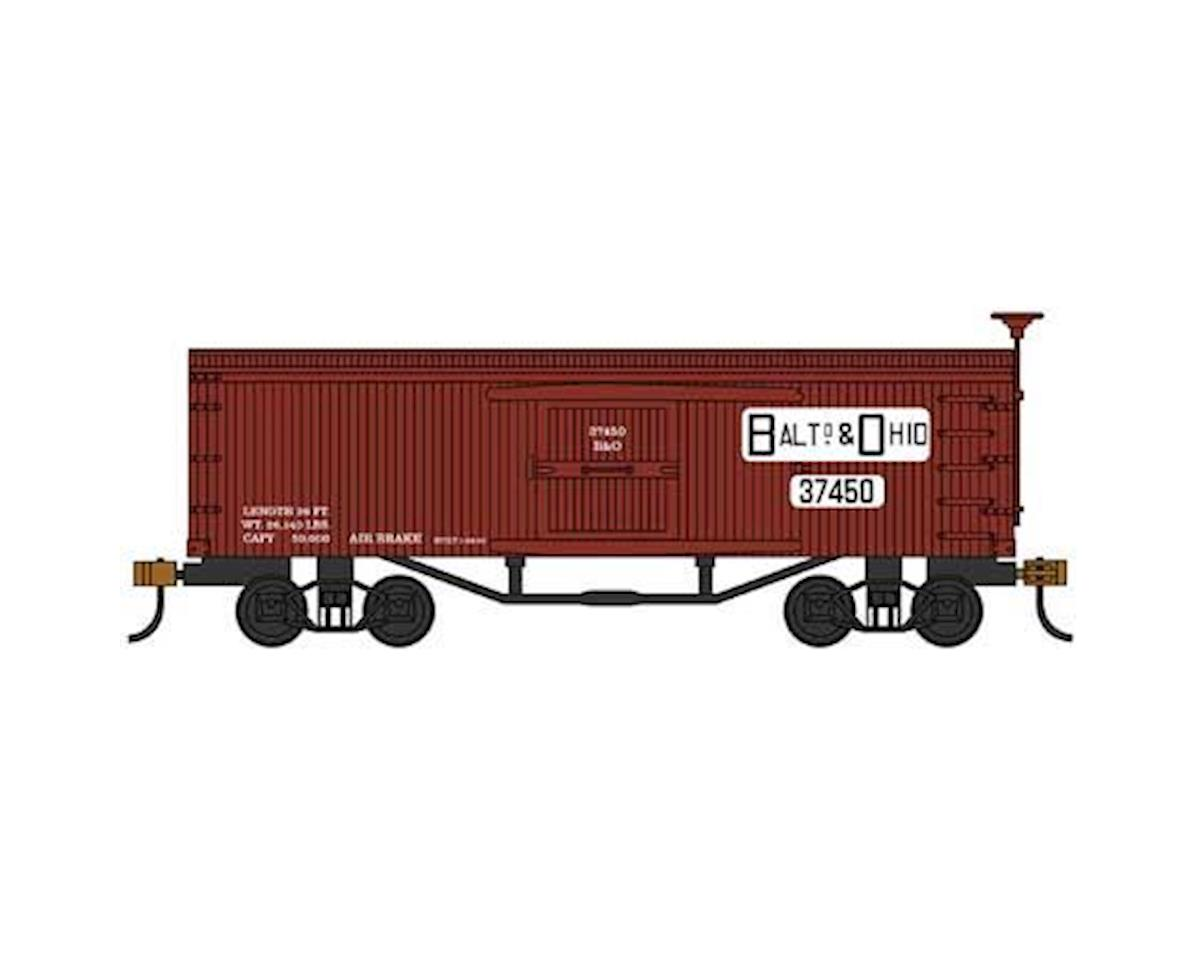 Bachmann HO Old Time Box, B&O