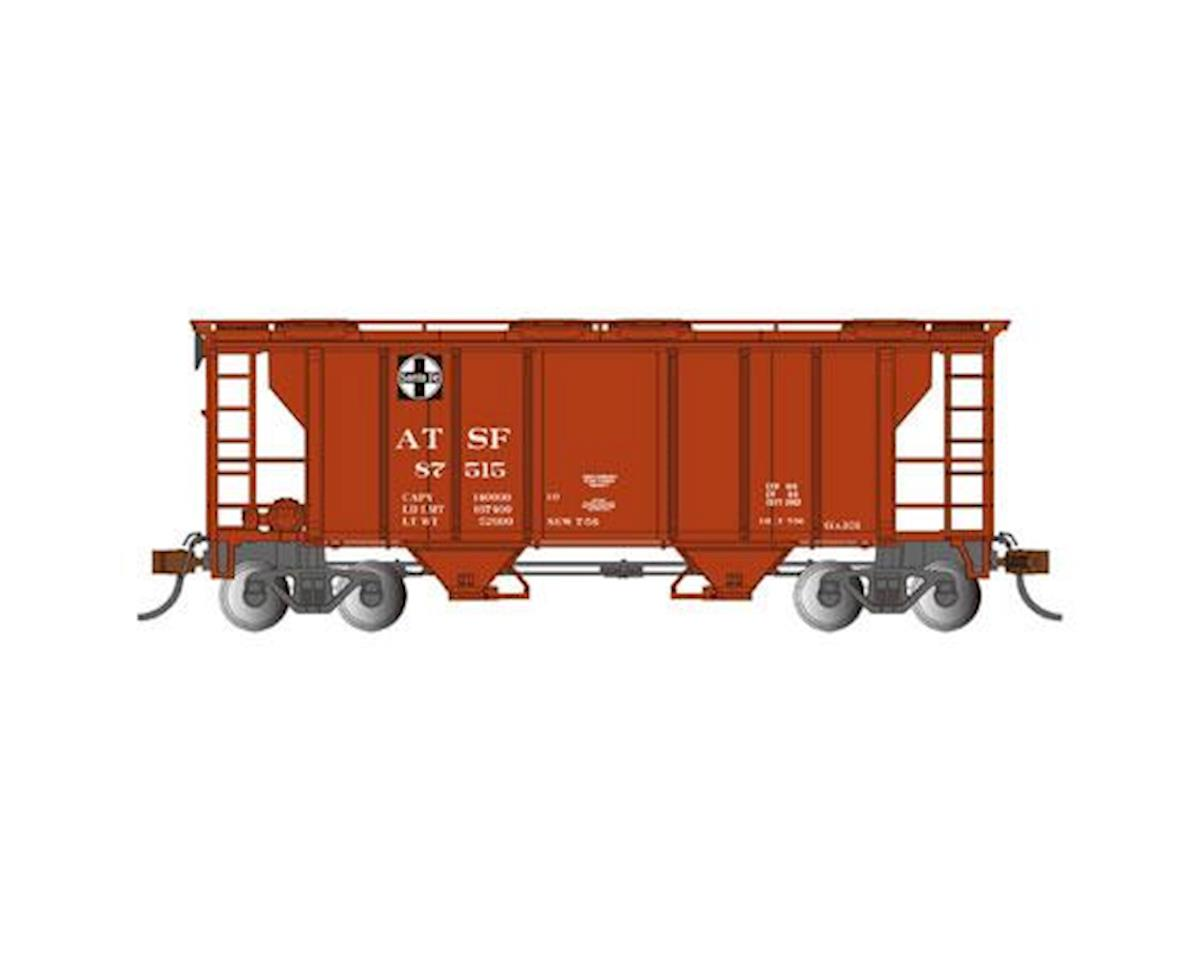 Bachmann HO PS-2 2-Bay Covered Hopper, SF