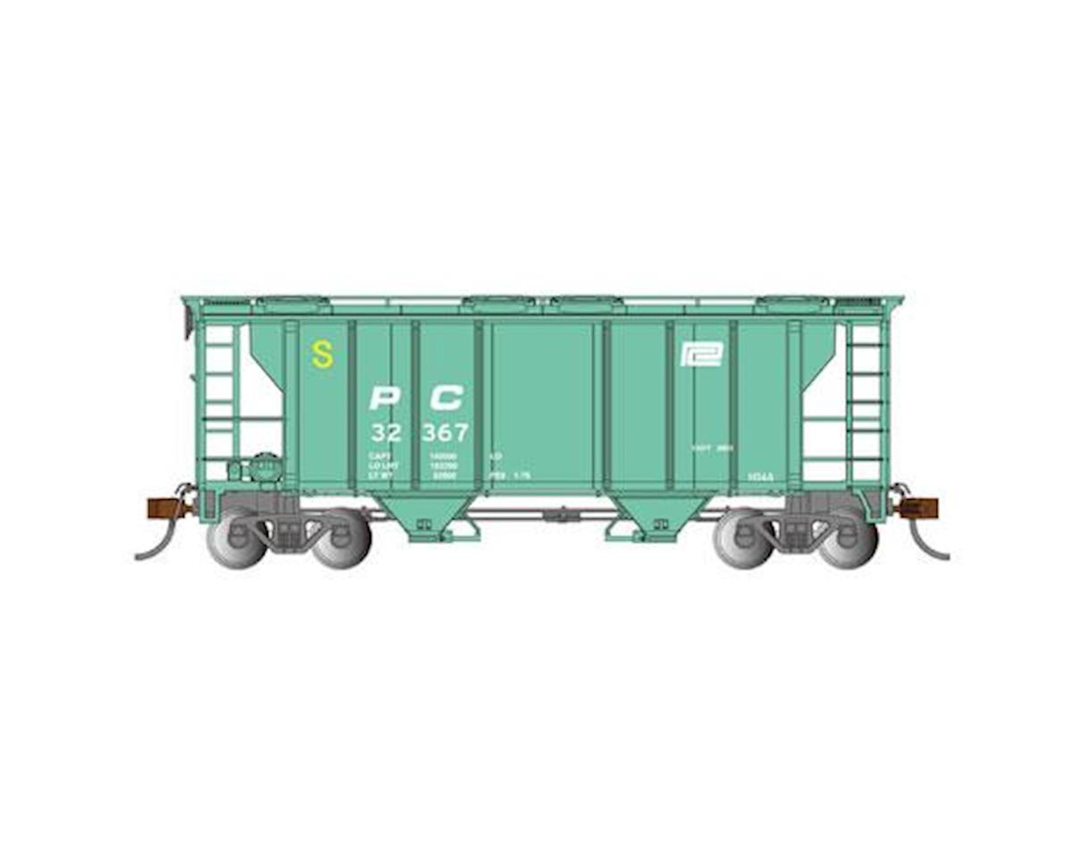 Bachmann HO PS-2 2-Bay Covered Hopper, PC