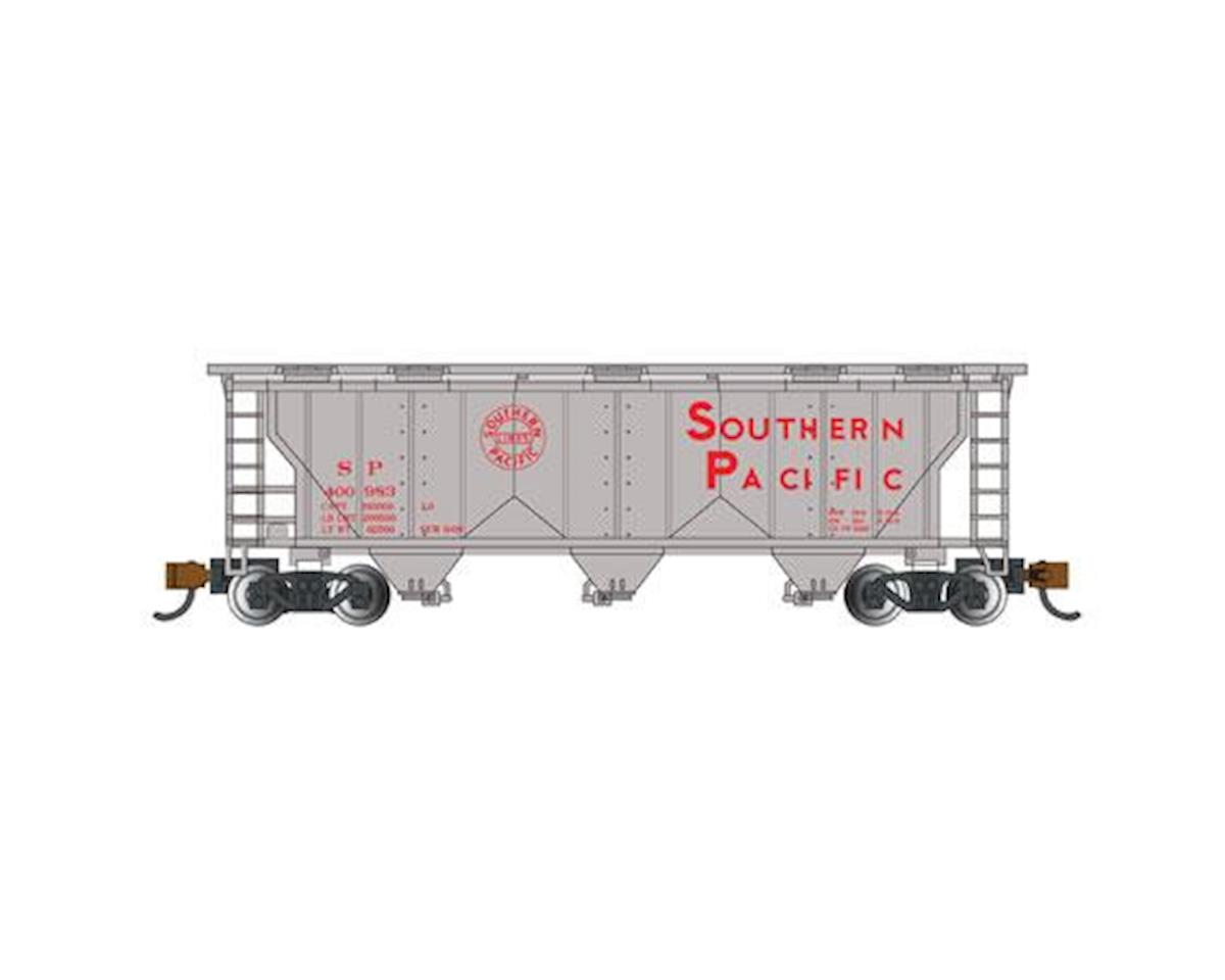 Bachmann N PS-2 3-Bay Covered Hopper, SP