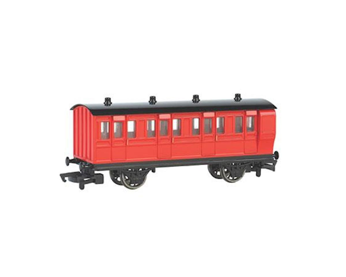 Bachmann HO Red Brake Coach