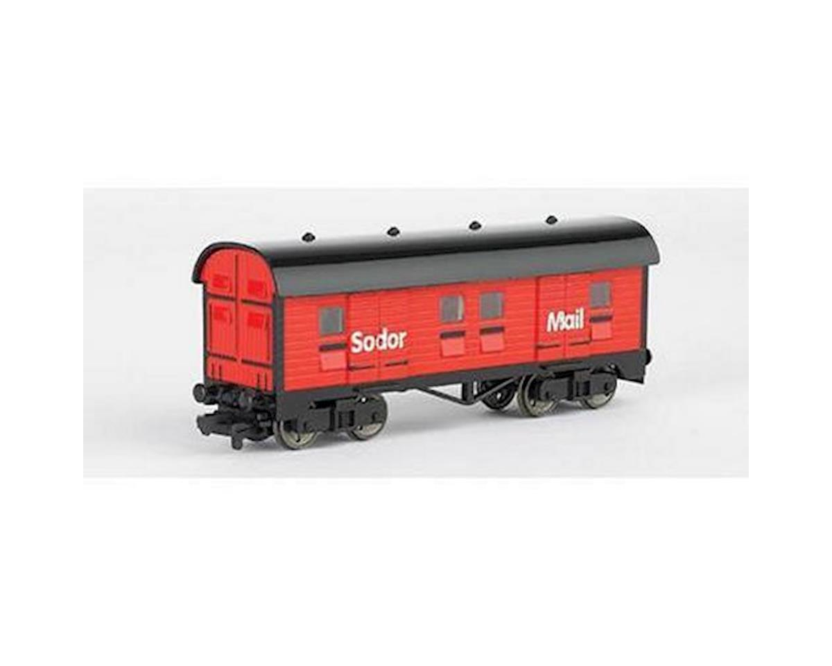 Bachmann HO Thomas & Friends Mail Car Sodar