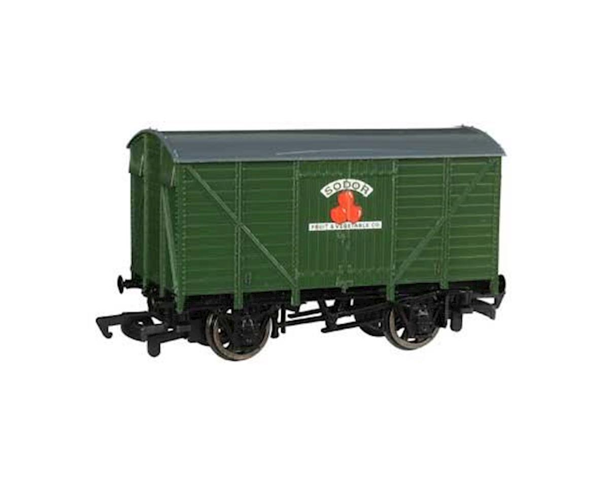 HOVentilated Van, Sodor Fruit & Vegetable Co. by Bachmann