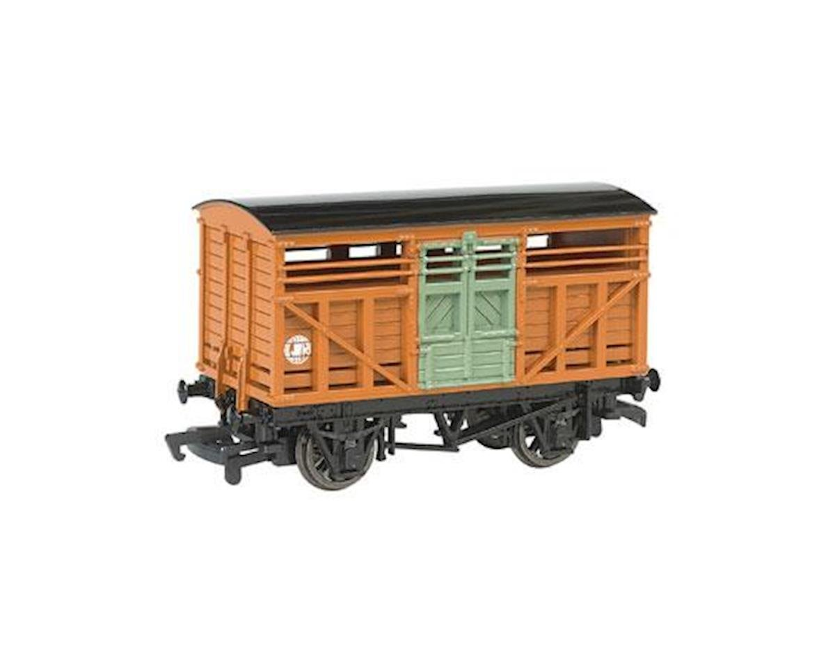 Bachmann HO Great Western Cattle Wagon