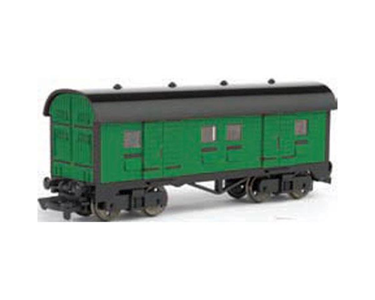 Bachmann HO Mail Car/Green