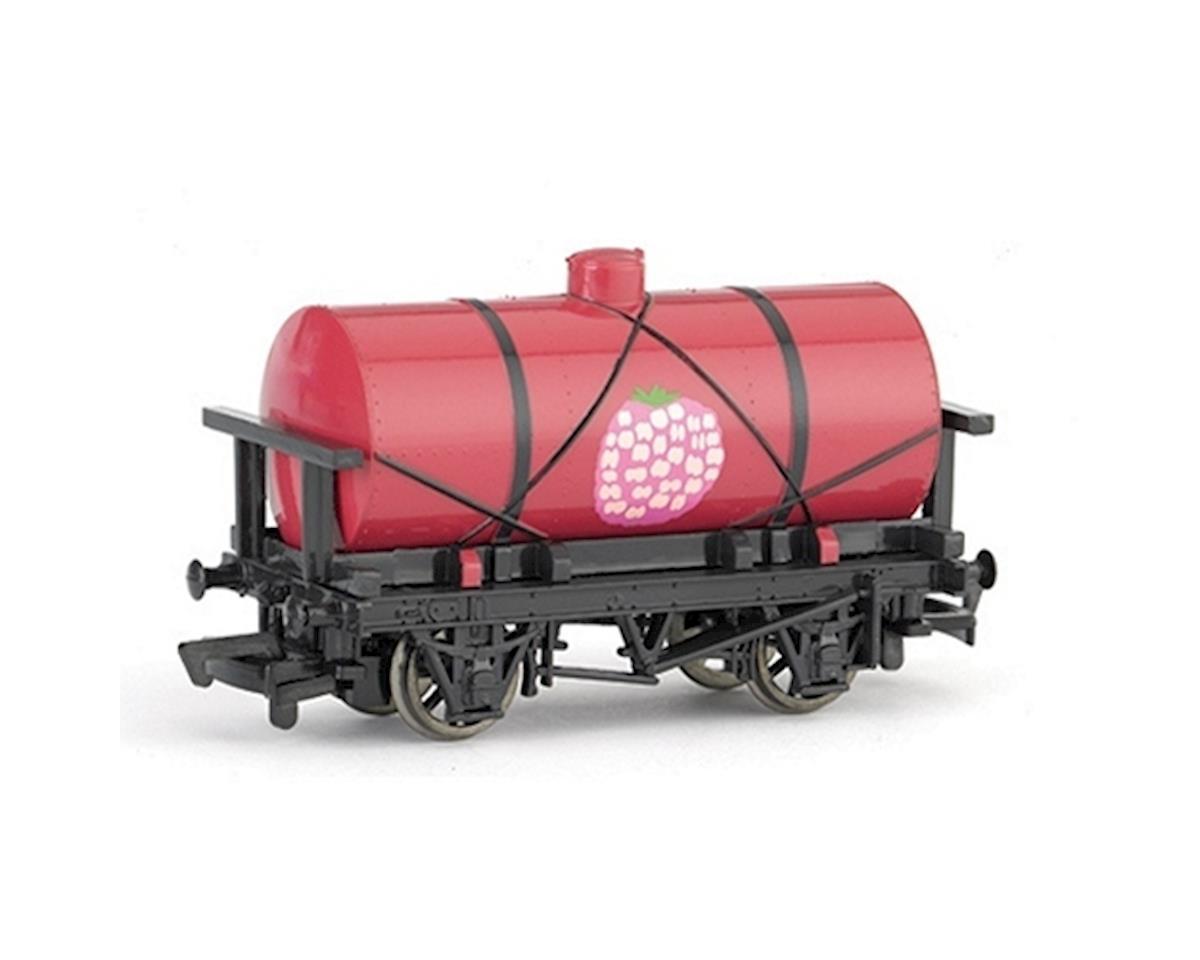 Bachmann HO Thomas & Friends Raspberry Syrup Tanker Car