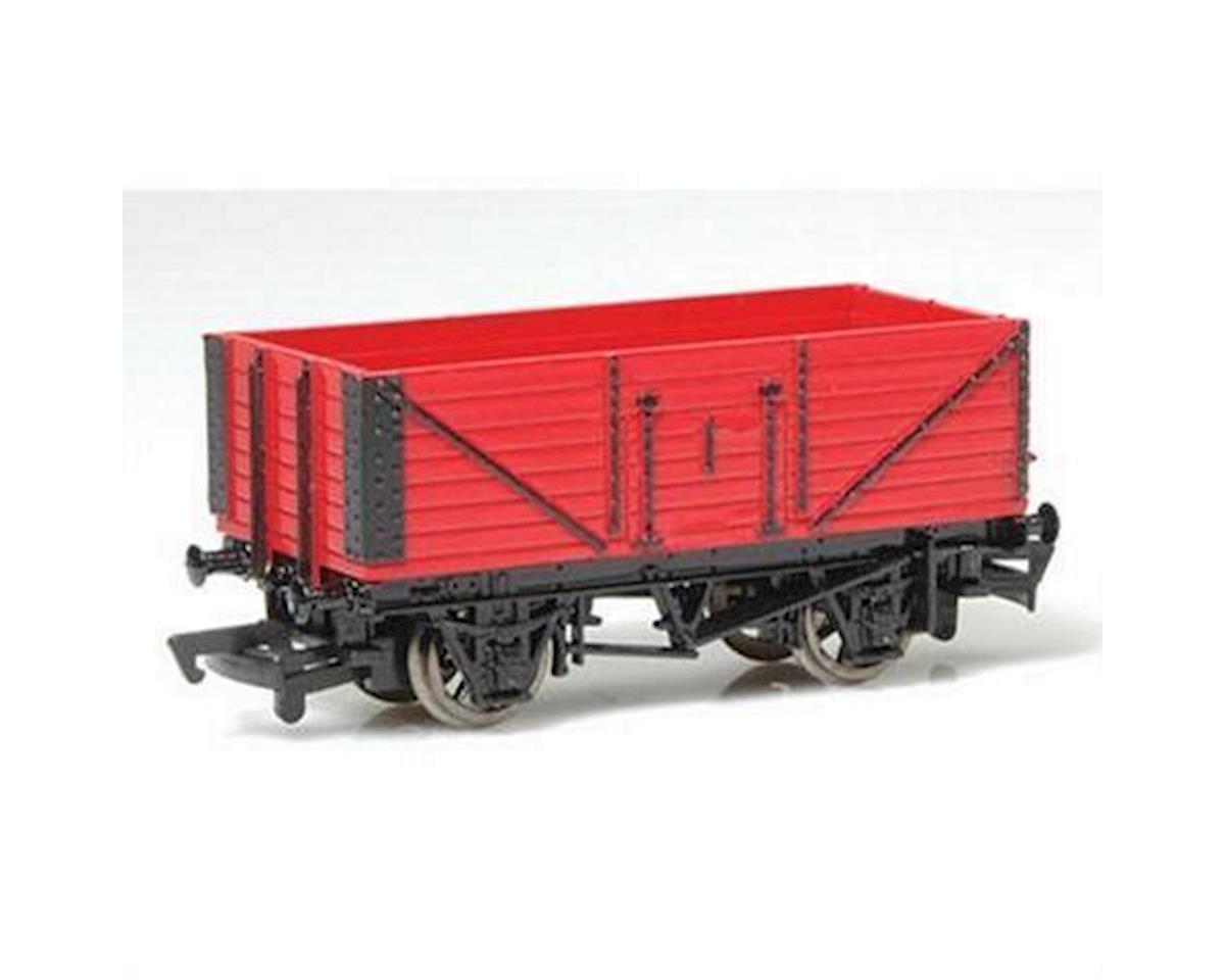 Bachmann HO Open Wagon, Red
