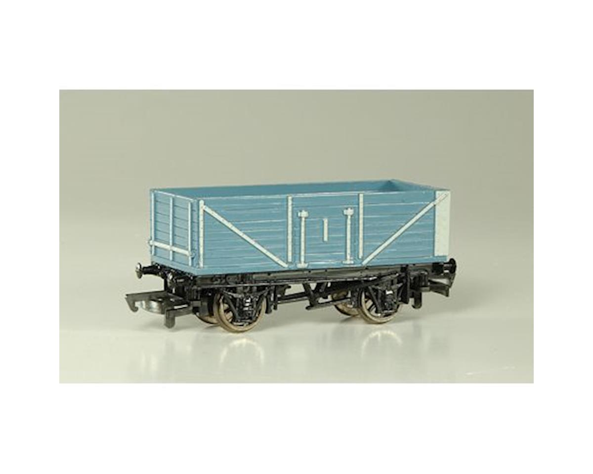 Bachmann HO Open Wagon, Blue