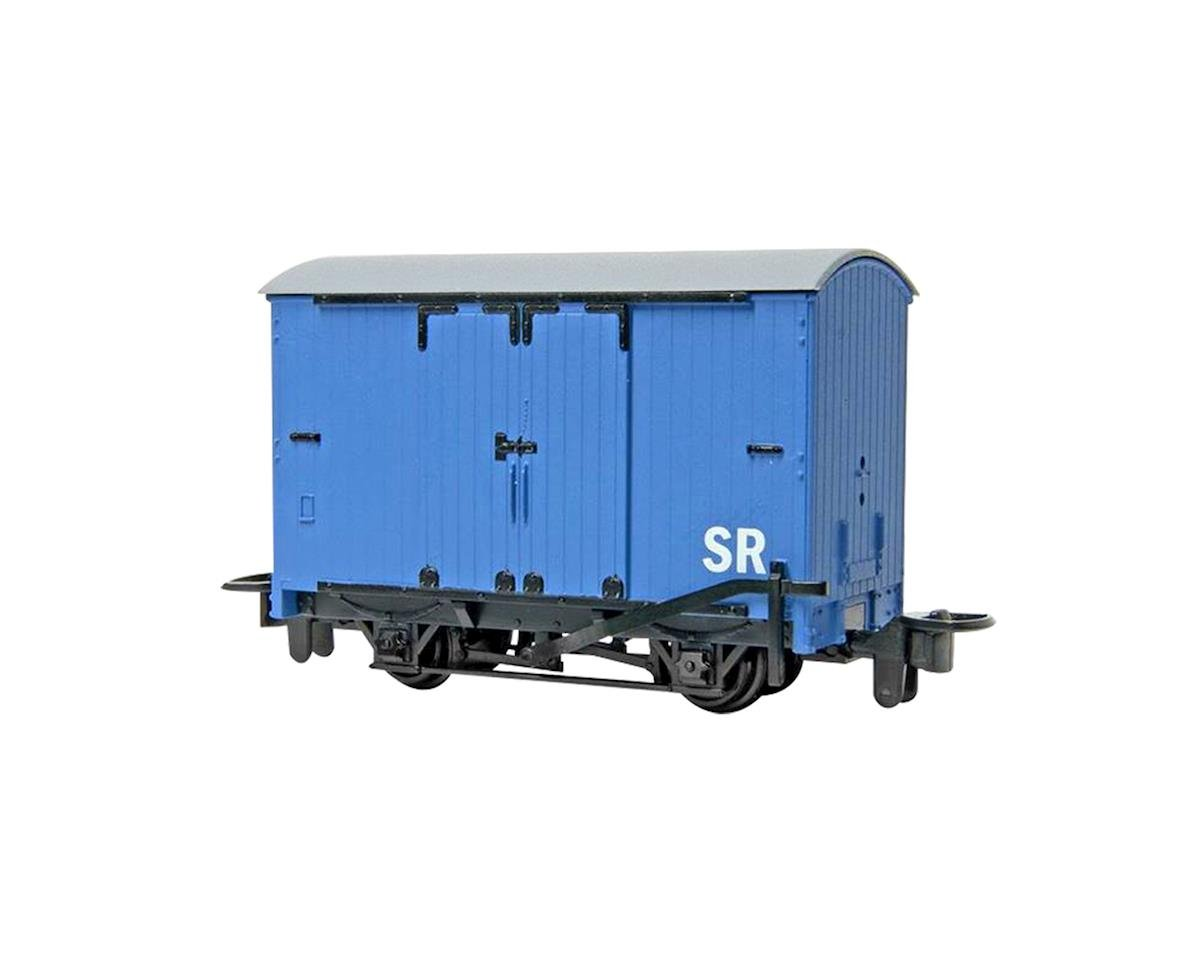 Bachmann HOn30 Box Van, Blue