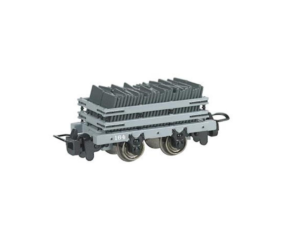 HOn30 Slate Wagon w/Load #164 by Bachmann