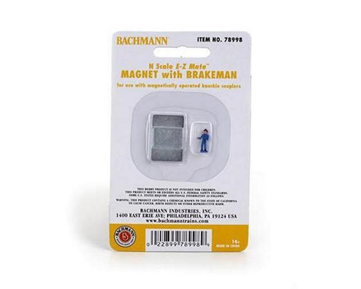 Bachmann Magnet w/Brakeman Figure N