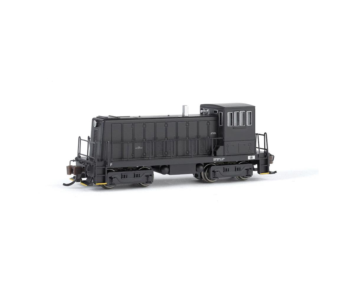 N Spectrum 70-Ton w/DCC, Black by Bachmann