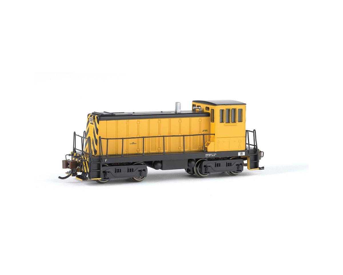 N Spectrum 70-Ton w/DCC, Yellow/Black by Bachmann