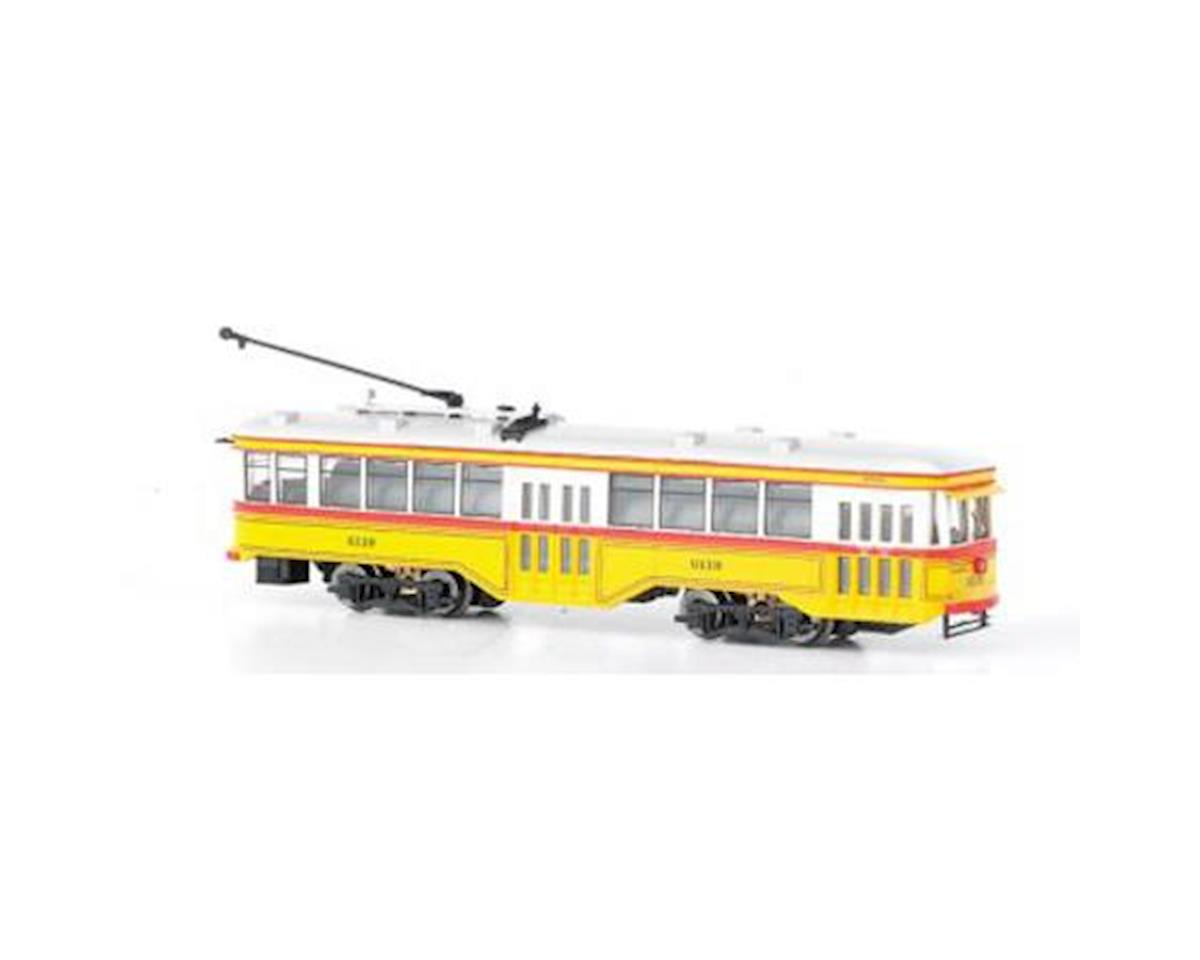 N Spectrum Peter Witt Streetcar w/DCC, Baltimore by Bachmann