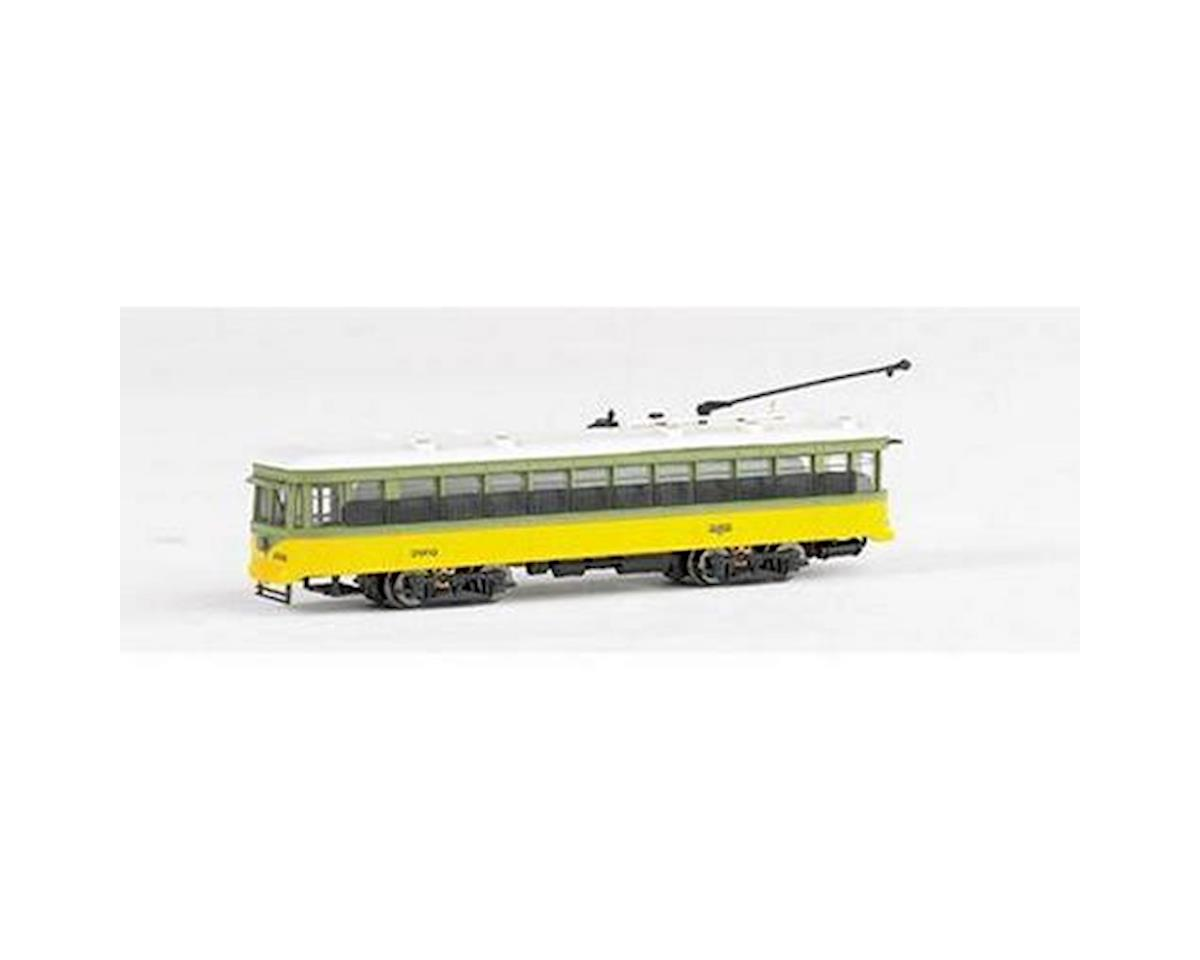 N Spectrum Peter Witt Streetcar w/DCC, Los Angeles by Bachmann