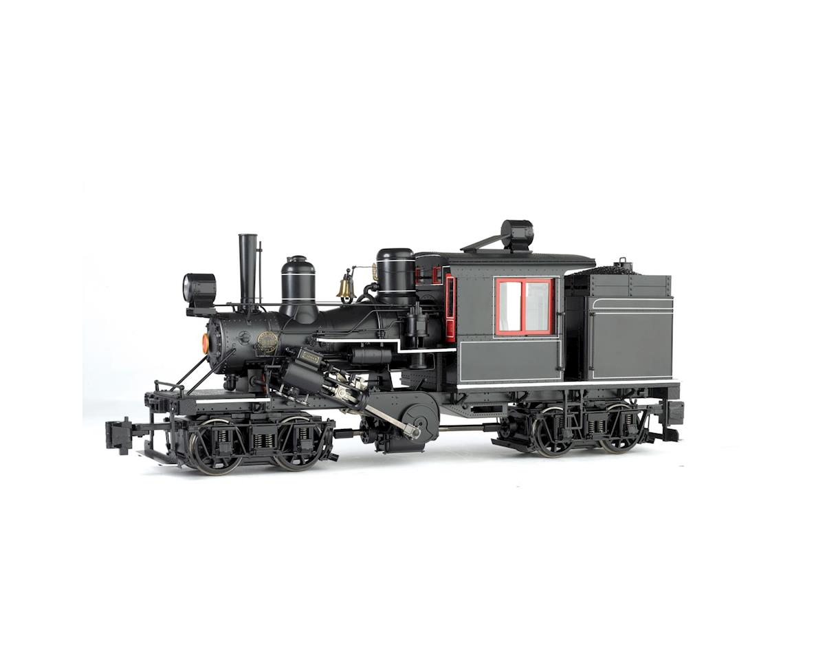 Bachmann 1:20.3 Spectrum 2-Truck Climax, Black/Red
