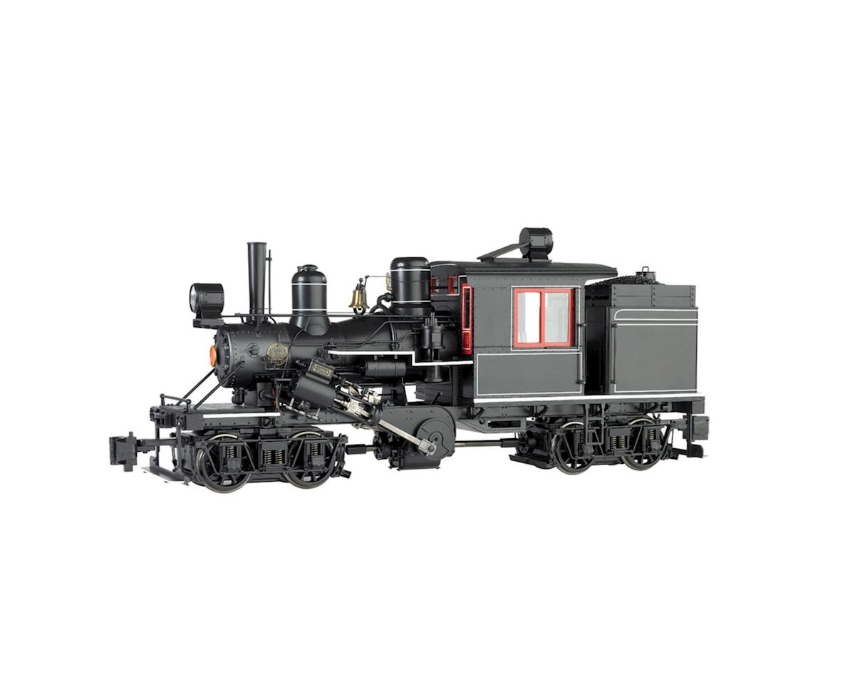 Bachmann 1:20.3 Spectrum 2-Trk Climax w/DCC/SND, Black/Red