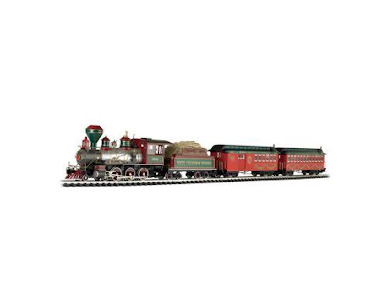 Bachmann G White Christmas Express Train Set