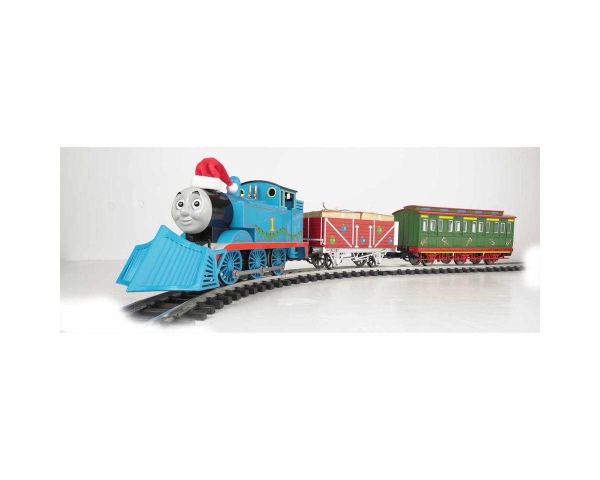 Thomas The Train Christmas Set.Bachmann G Thomas Christmas Delivery Set