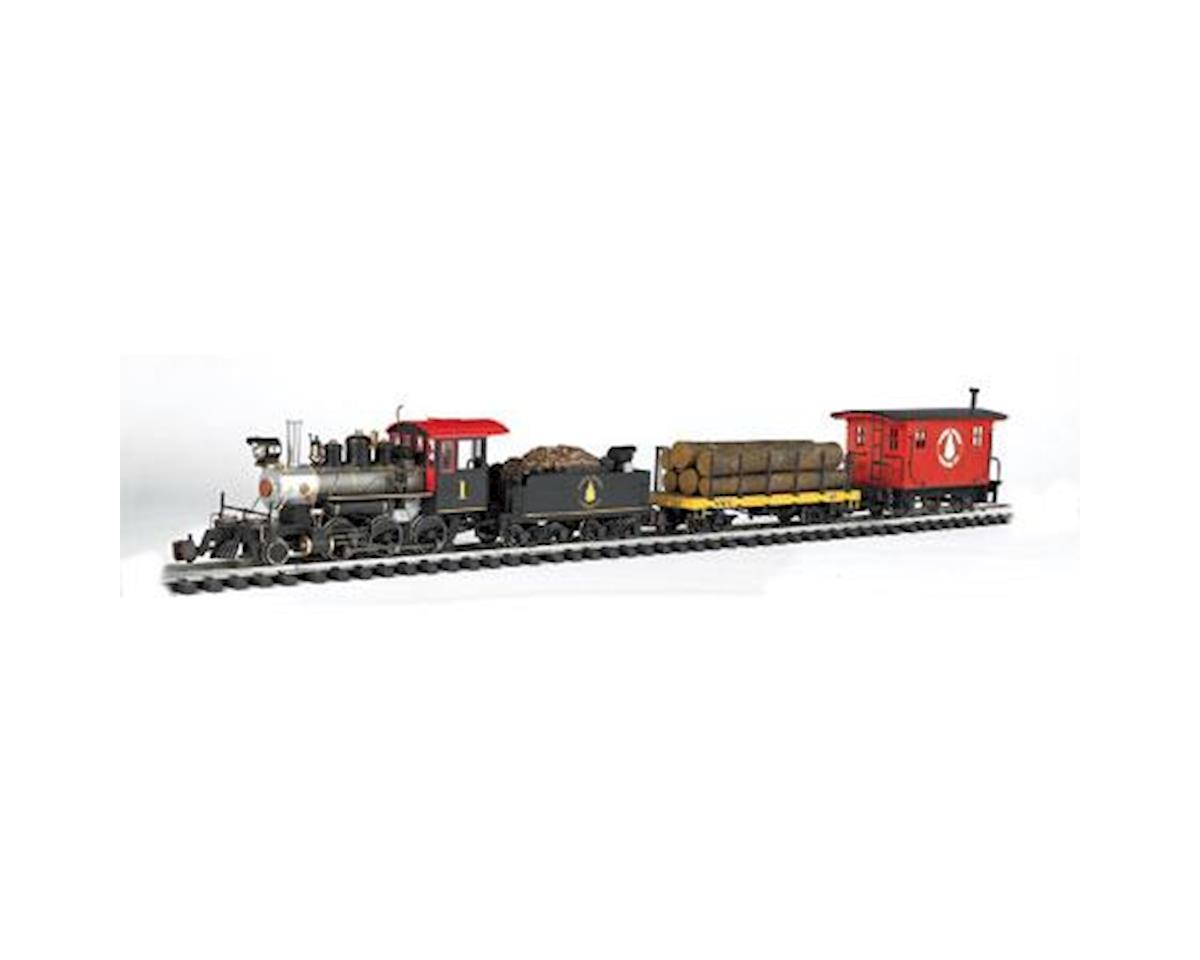 Bachmann G North Woods Logger Train Set