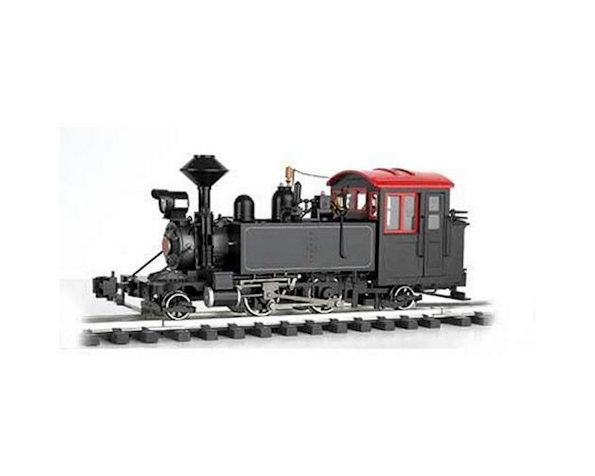 Bachmann G 2-4-2, Black/Red Windows
