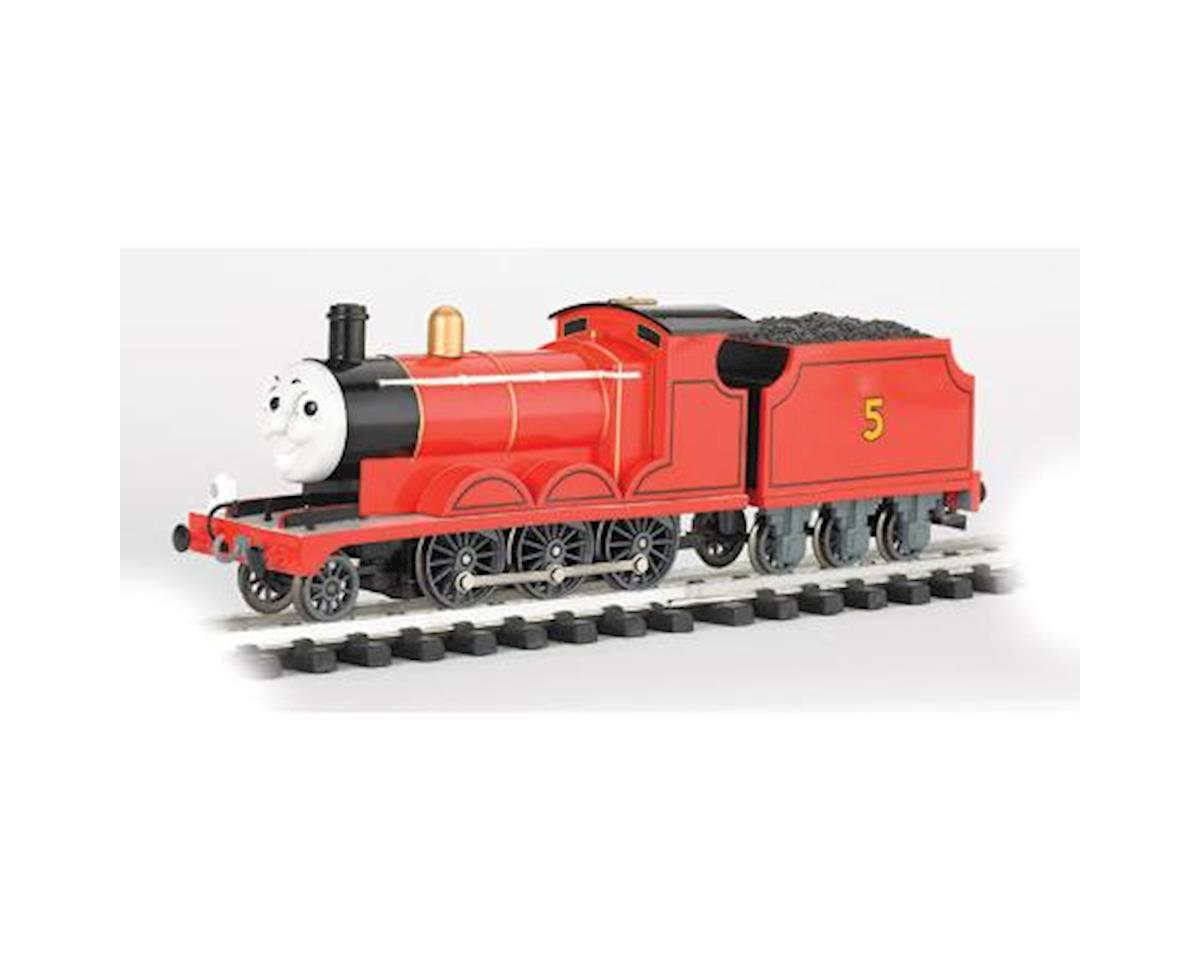 Bachmann G James The Red Engine with Moving Eyes
