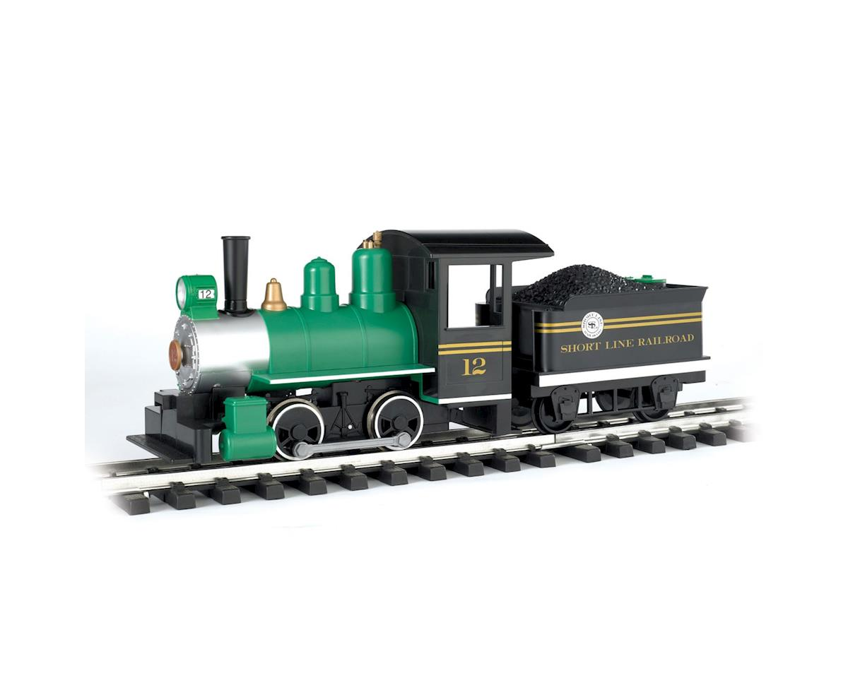 Bachmann G Li'l Big Haulers Locomotive w/Tender, Short Line