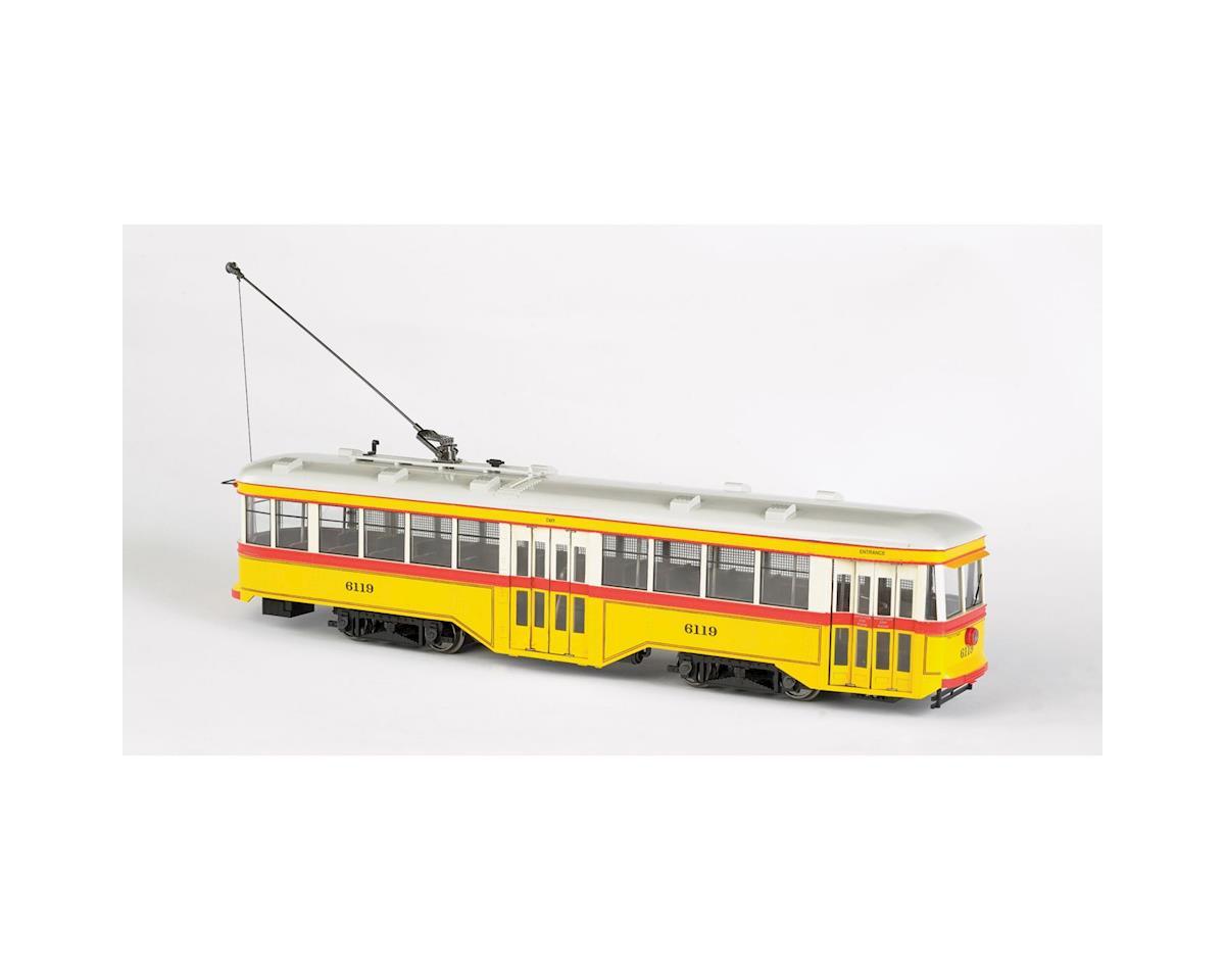 Bachmann N Peter Witt Streetcar, Baltimore Transit Co
