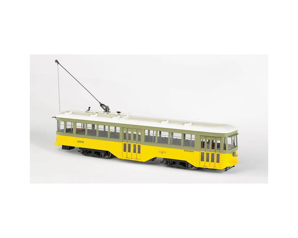 N Peter Witt Streetcar, Los Angeles Railway by Bachmann
