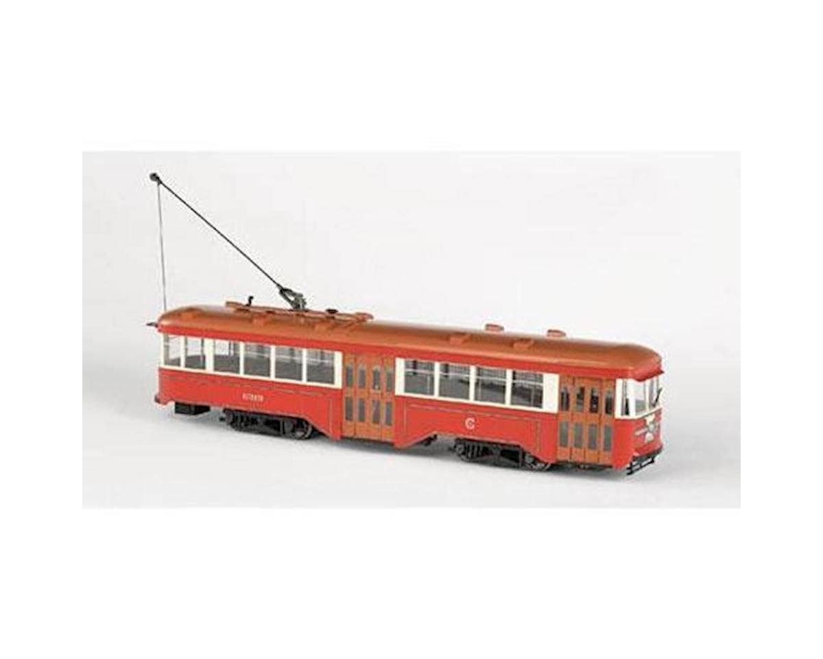 Bachmann N Peter Witt Streetcar, Chicago Surface Lines