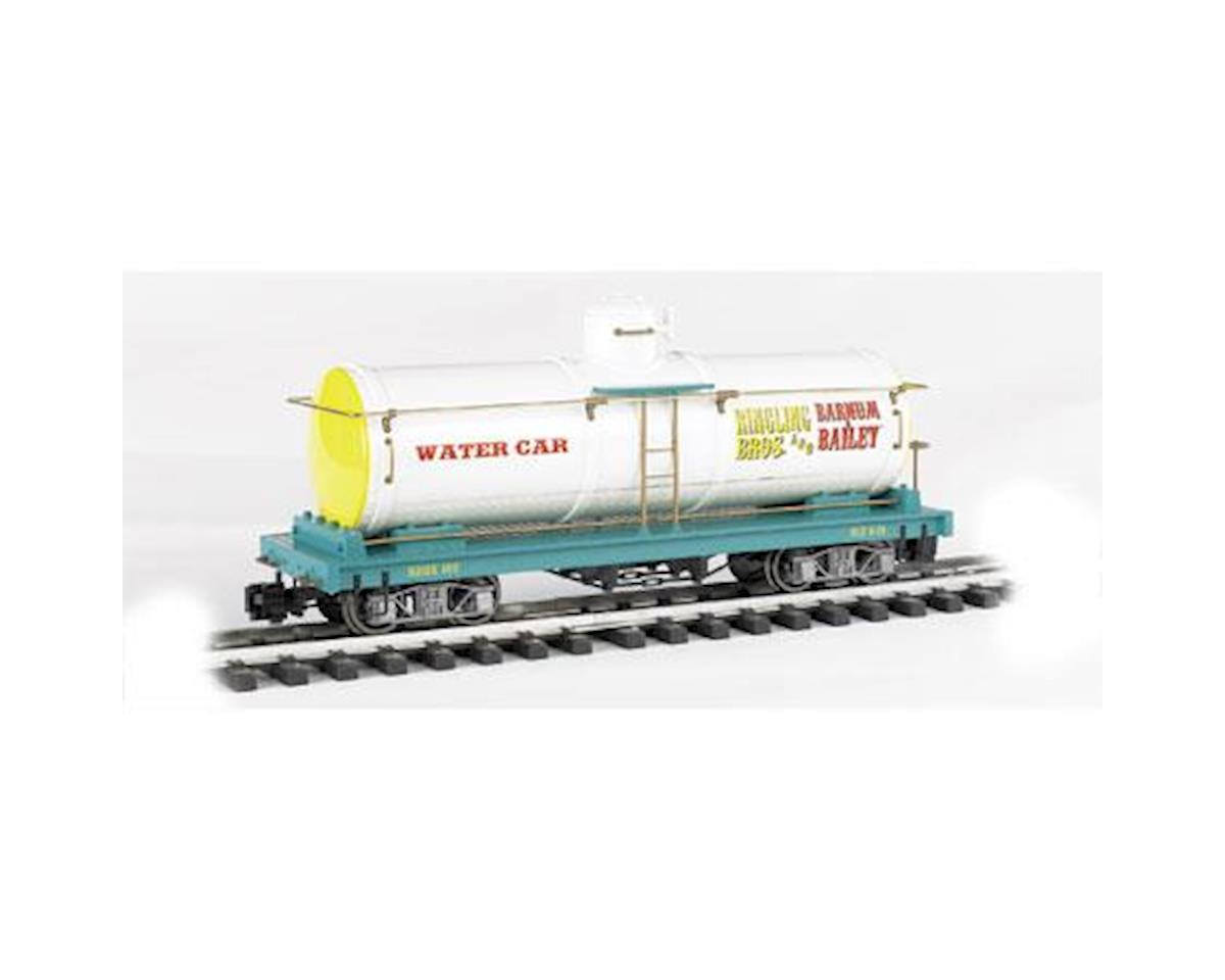 Bachmann G Water Tank Car, Ringling Bros Barnum & Bailey