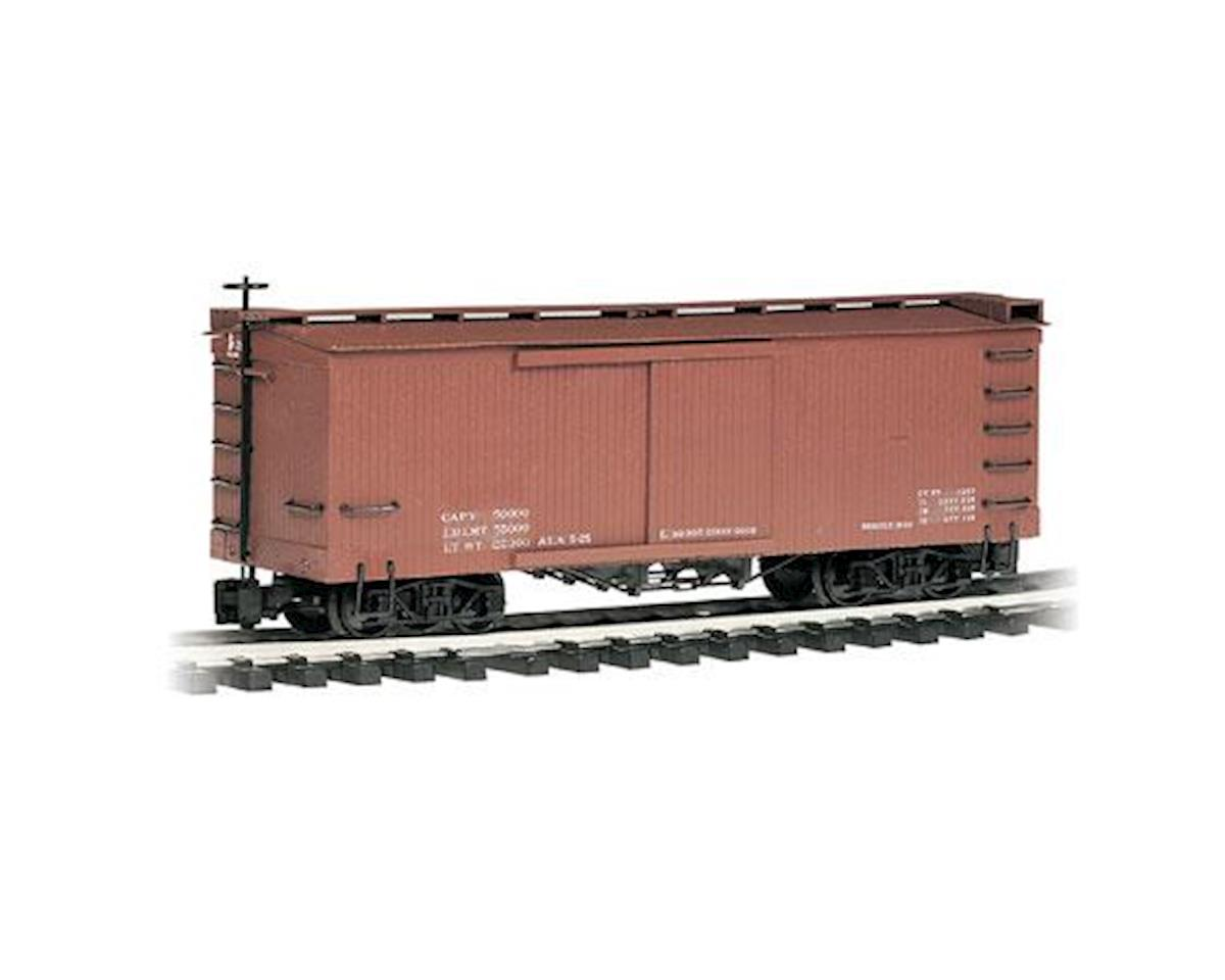 Bachmann G Box, Undecorated/Mineral Red