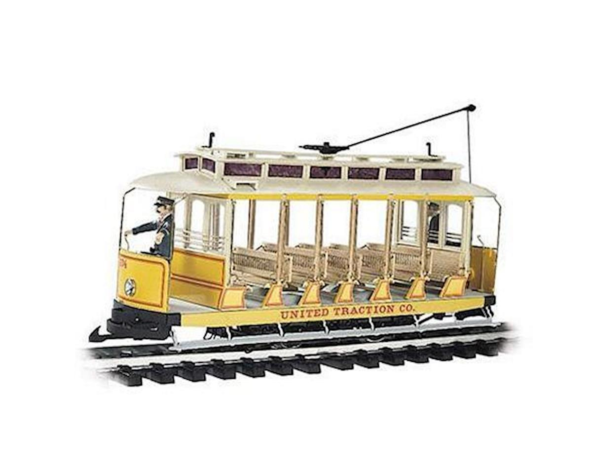 Bachmann G Open Street Car, United Traction