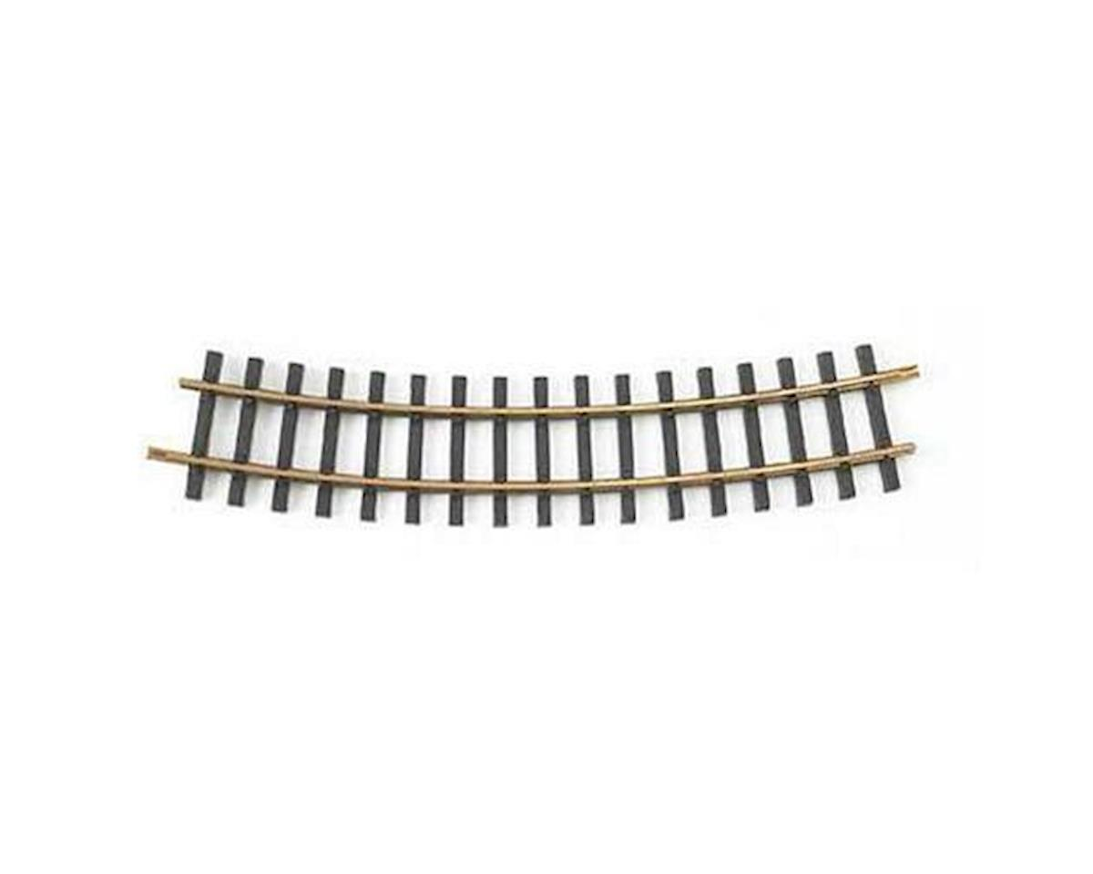 Brass Track 5' Diameter Curve (12) G by Bachmann