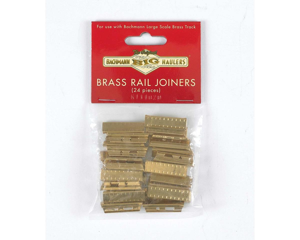 Bachmann G Brass Rail Joiner (24)