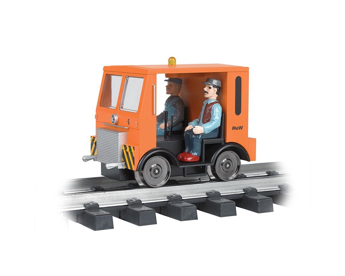 Bachmann G Speeder, MOW/Orange