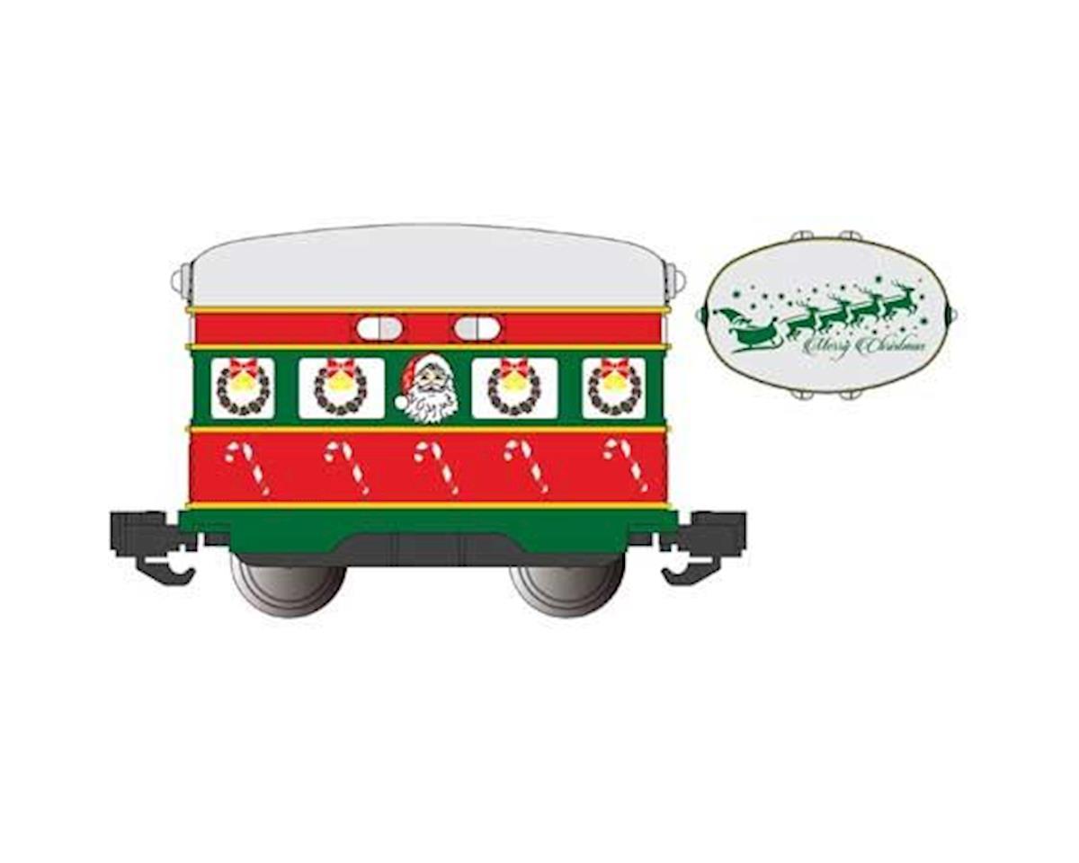 Bachmann G Eggliner, Christmas/Santa & Sleigh