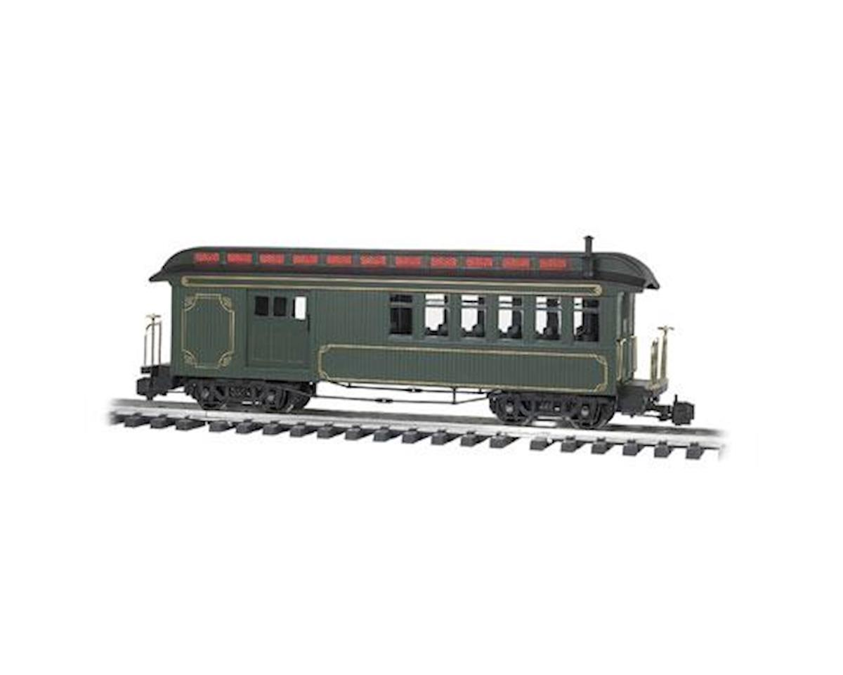 Bachmann G Jackson Sharp Combine, Undecorated/Olive/Gold