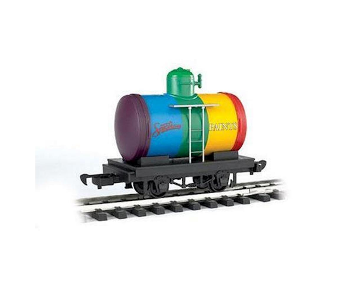 Bachmann G Li'l Big Haulers Tank Car, Spectrum Paints
